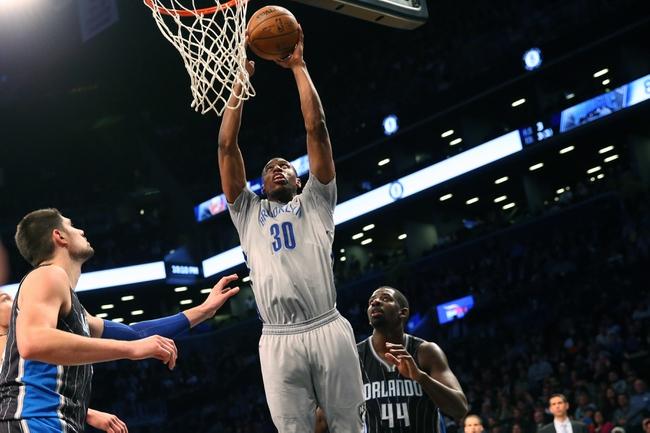 Orlando Magic vs. Brooklyn Nets - 12/14/15 NBA Pick, Odds, and Prediction