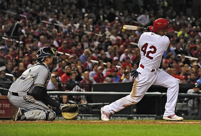 Cardinals vs. Brewers - 4/16/15 MLB Pick, Odds, and Prediction