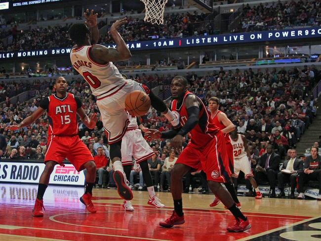 Hawks vs. Bulls - 1/9/16 NBA Pick, Odds, and Prediction