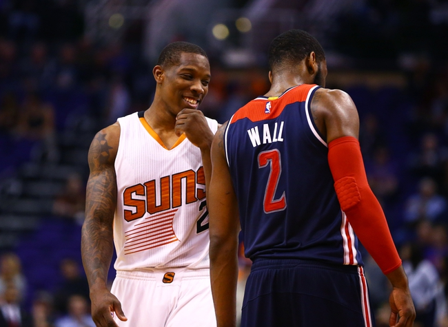 Suns at Wizards - 12/4/15 NBA Pick, Odds, and Prediction