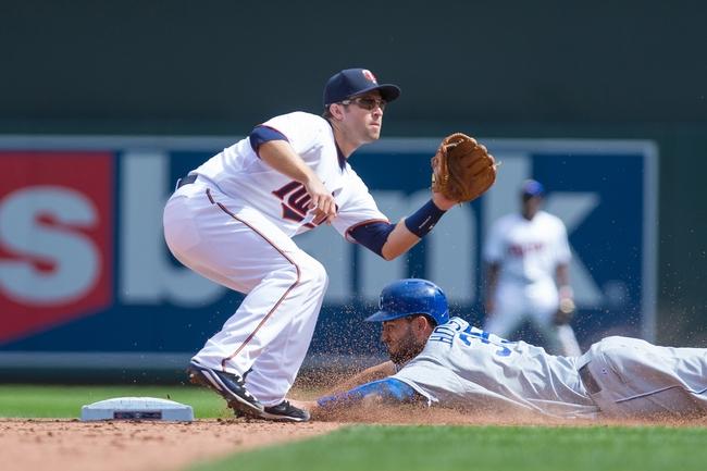 Royals vs. Twins - 4/20/15 MLB Pick, Odds, and Prediction