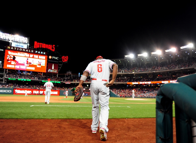 Nationals vs. Phillies - 4/17/15 MLB Pick, Odds, and Prediction
