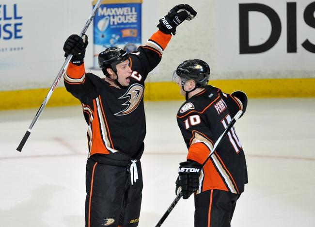 Winnipeg Jets at Anaheim Ducks - 4/18/15 NHL Pick, Odds, and Prediction