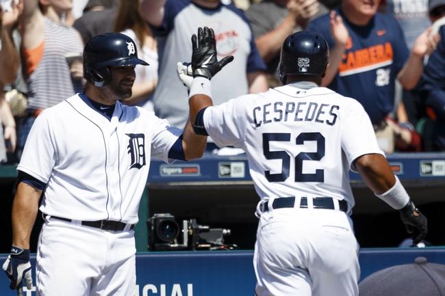 Tigers vs. White Sox - 4/18/15 MLB Pick, Odds, and Prediction