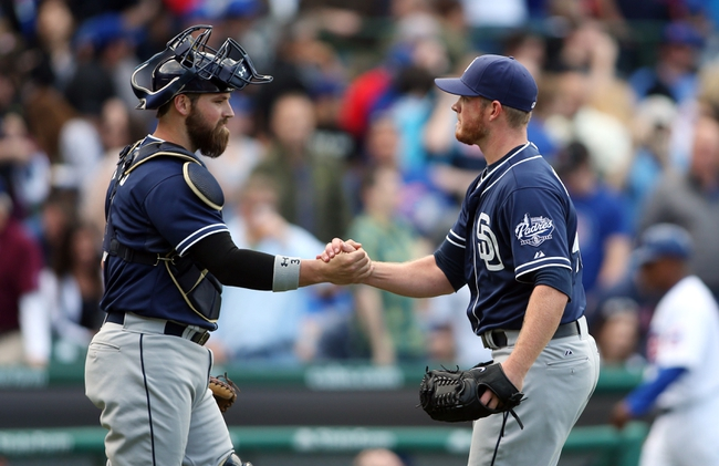 Chicago Cubs vs. San Diego Padres - 4/18/15 MLB Pick, Odds, and Prediction