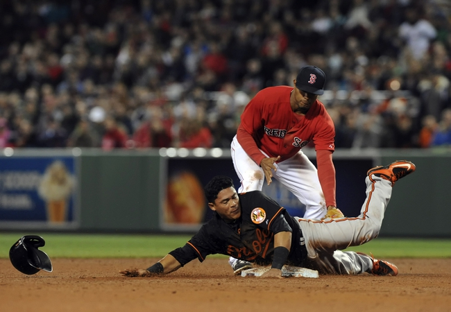 Red Sox vs. Orioles - 4/18/15 MLB Pick, Odds, and Prediction