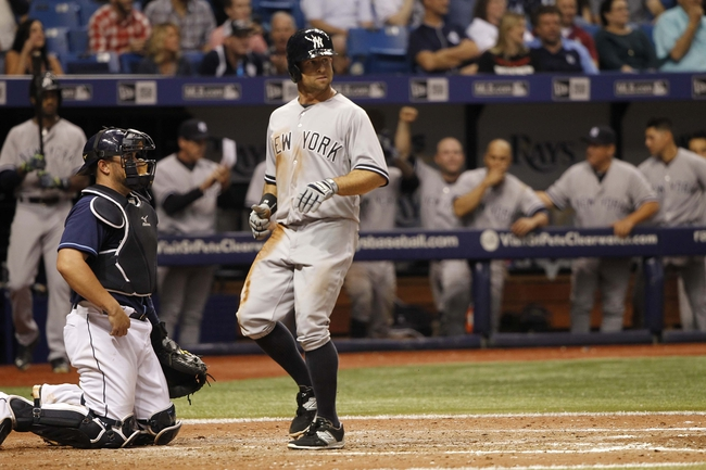 Tampa Bay Rays vs. New York Yankees - 4/18/15 MLB Pick, Odds, and Prediction