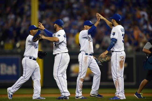 Royals vs. Athletics - 4/18/15 MLB Pick, Odds, and Prediction