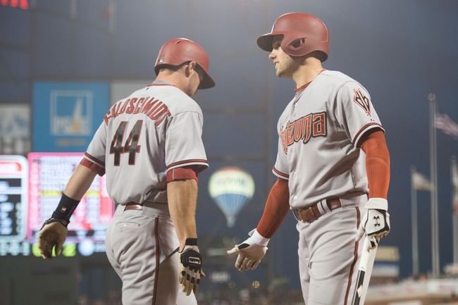 Giants vs. Diamondbacks - 4/18/15 MLB Pick, Odds, and Prediction