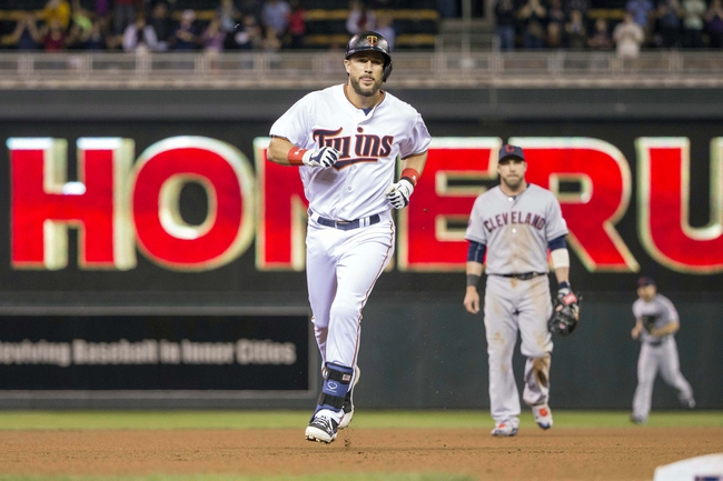 Minnesota Twins vs. Cleveland Indians - 4/18/15 MLB Pick, Odds, and Prediction