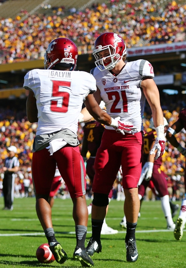 Washington State vs. Wyoming - 9/19/15 College Football Pick, Odds, and Prediction