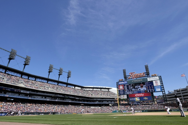 Tigers vs. White Sox - 4/19/15 MLB Pick, Odds, and Prediction