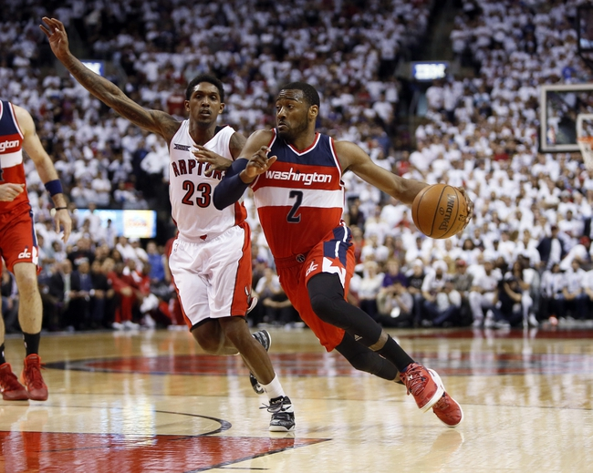 Wizards at Raptors - 4/21/15 NBA Pick, Odds, and Prediction