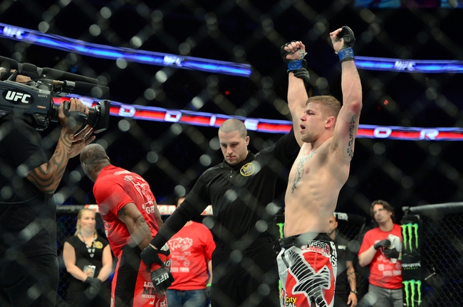 Chris Dempsey vs. Jonathan Wilson MMA Pick, Preview, Odds, Prediction - 8/8/15
