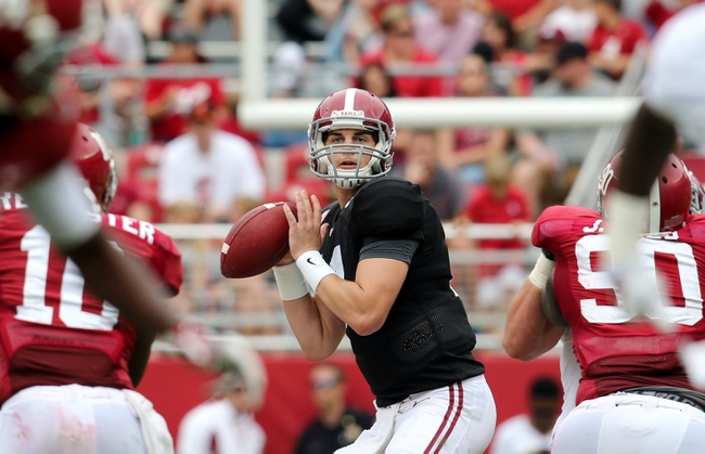 Wisconsin vs. Alabama - 9/5/15 College Football Pick, Odds, and Prediction