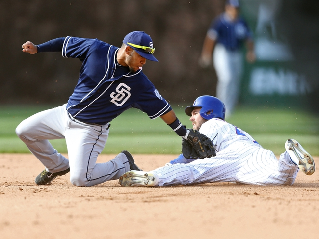Padres vs. Cubs - 5/19/15 MLB Pick, Odds, and Prediction