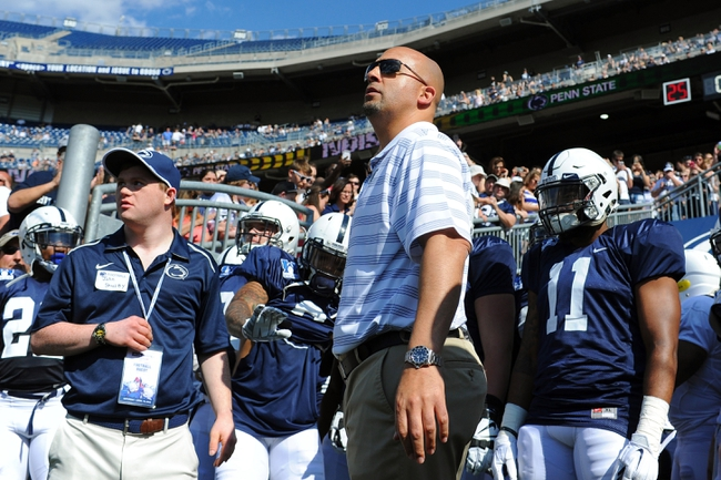 College Football Preview: The 2015 Penn State Nittany Lions