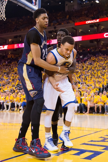 Golden State Warriors vs. New Orleans Pelicans - 4/20/15 NBA Pick, Odds, and Prediction