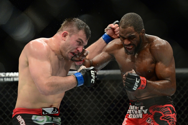 Jan Blachowicz vs. Corey Anderson MMA Pick, Preview, Odds, Prediction - 9/5/15