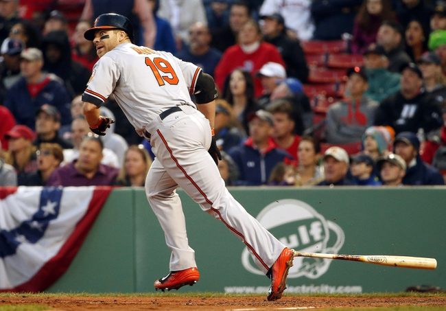 Boston Red Sox vs. Baltimore Orioles - 4/19/15 MLB Pick, Odds, and Prediction