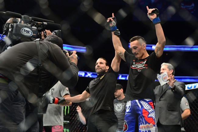 Max Holloway vs. Charles Oliveira MMA Pick, Preview, Odds, Prediction - 8/23/15