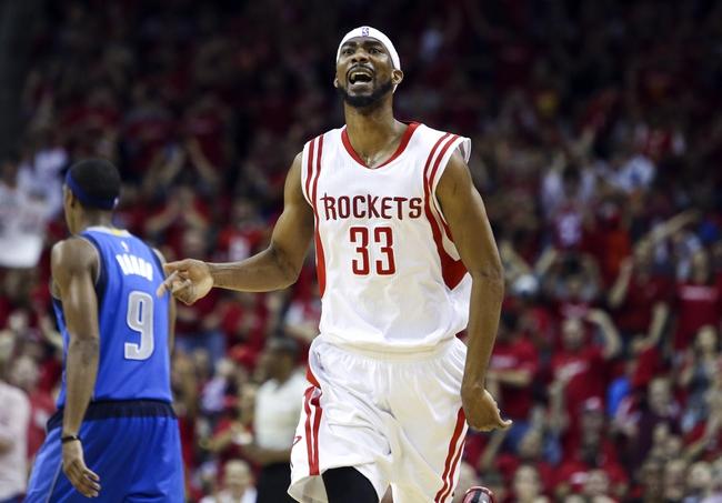 Mavericks at Rockets - 4/21/15 NBA Pick, Odds, and Prediction