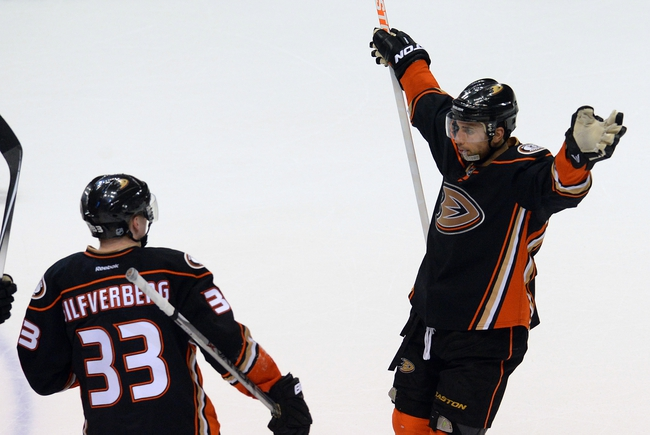 Winnipeg Jets vs. Anaheim Ducks - 4/20/15 NHL Pick, Odds, and Prediction