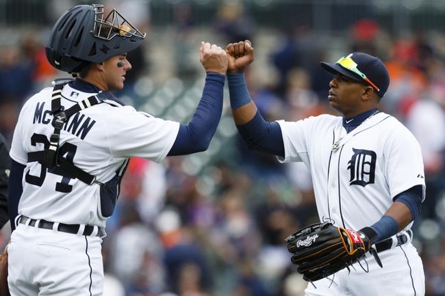 White Sox vs. Tigers - 5/5/15 MLB Pick, Odds, and Prediction