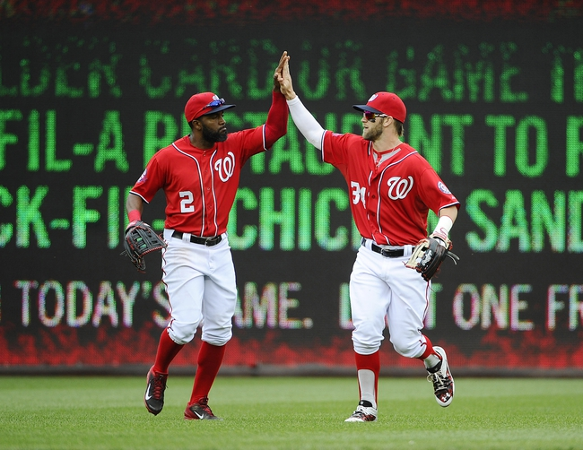 Washington Nationals vs. Philadelphia Phillies - 5/22/15 MLB Pick, Odds, and Prediction