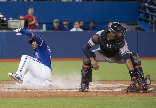 Atlanta Braves vs. Toronto Blue Jays - 9/15/15 MLB Pick, Odds, and Prediction