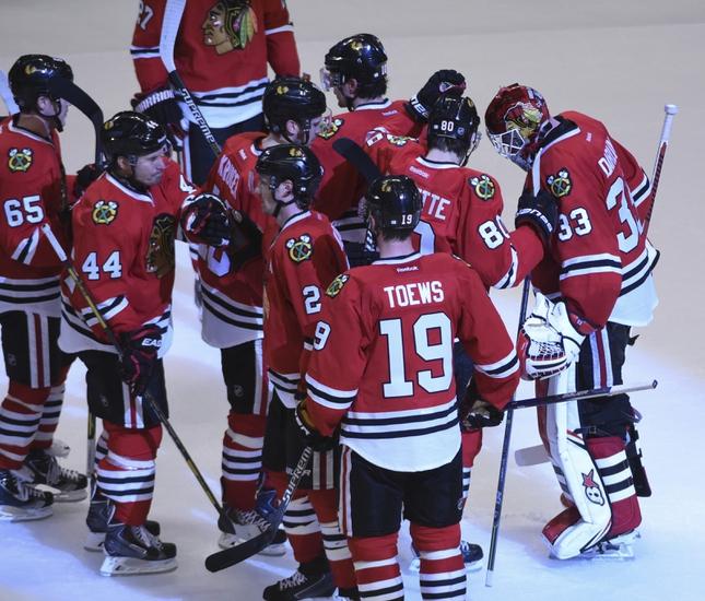 Nashville Predators at Chicago Blackhawks - 4/21/15 NHL Pick, Odds, and Prediction