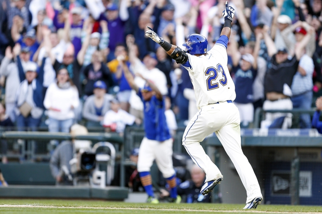 Texas Rangers vs. Seattle Mariners - 4/27/15 MLB Pick, Odds, and Prediction