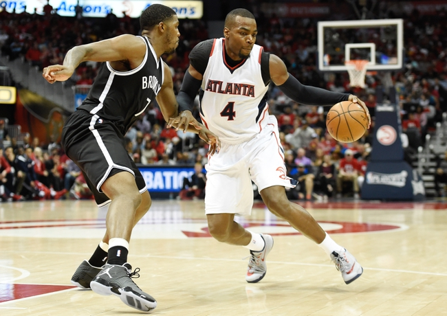 Atlanta Hawks vs. Brooklyn Nets - 4/22/15 NBA Pick, Odds, and Prediction