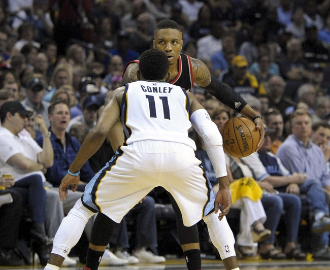 Trail Blazers at Grizzlies - 4/22/15 NBA Pick, Odds, and Prediction