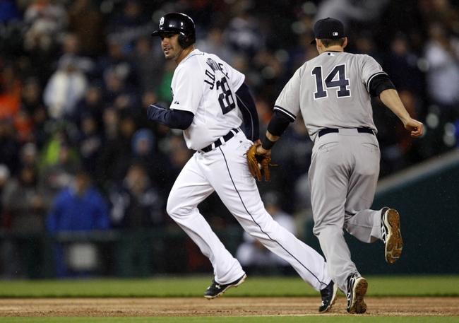 Tigers vs. Yankees - 4/21/15 MLB Pick, Odds, and Prediction