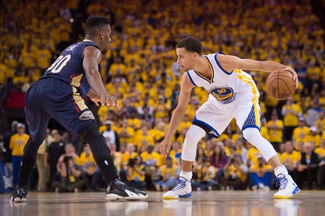 Warriors at Pelicans - 4/23/15 NBA Pick, Odds, and Prediction