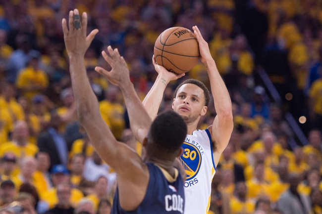 New Orleans Pelicans vs. Golden State Warriors - 4/23/15 NBA Pick, Odds, and Prediction