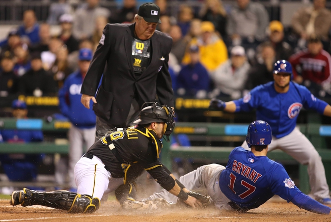 Pirates vs. Cubs - 4/23/15 MLB Pick, Odds, and Prediction