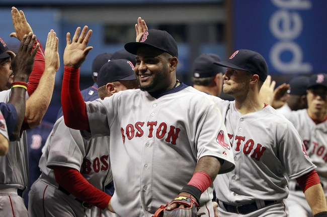Rays vs. Red Sox - 4/22/15 MLB Pick, Odds, and Prediction