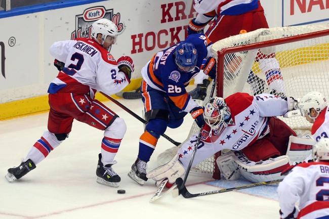 New York Islanders at Washington Capitals- 4/23/15 NHL Pick, Odds, and Prediction