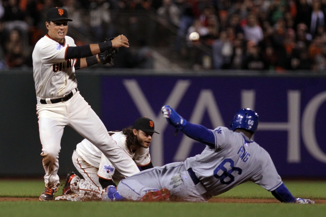 Giants vs. Dodgers - 4/22/15 MLB Pick, Odds, and Prediction