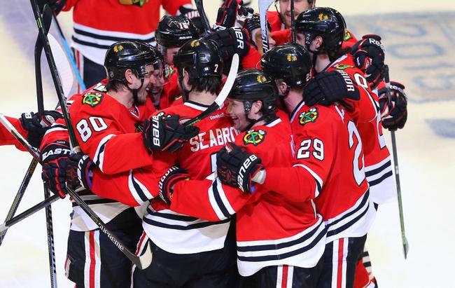 Nashville Predators vs. Chicago Blackhawks - 4/23/15 NHL Pick, Odds, and Prediction