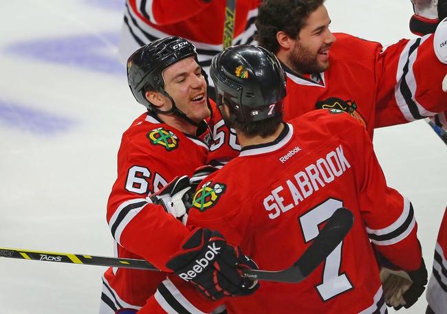 Chicago Blackhawks at Nashville Predators- 4/23/15 NHL Pick, Odds, and Prediction
