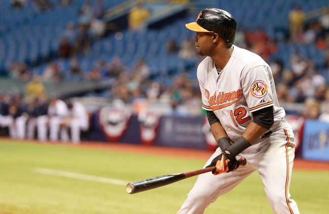 Baltimore Orioles vs. Tampa Bay Rays - 5/1/15 MLB Pick, Odds, and Prediction