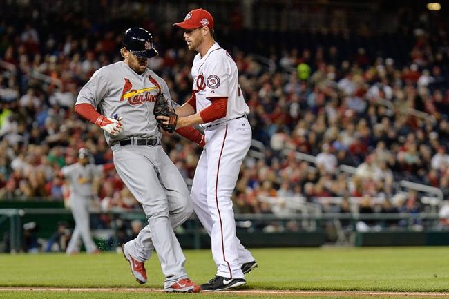 Nationals vs. Cardinals - 4/23/15 MLB Pick, Odds, and Prediction