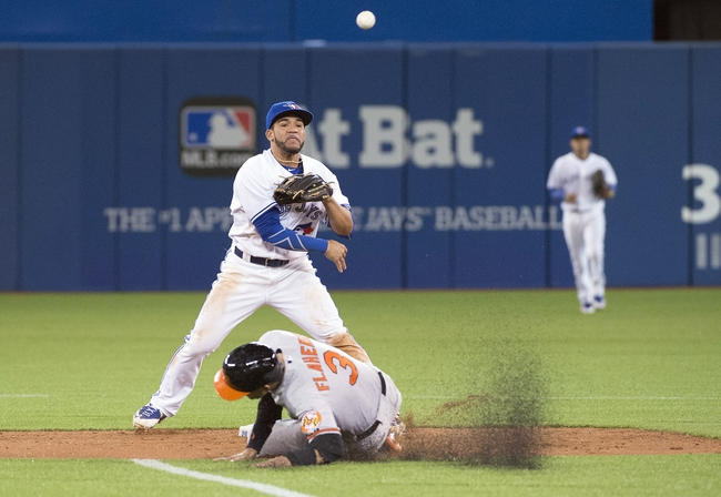 Toronto Blue Jays vs. Baltimore Orioles - 4/23/15 MLB Pick, Odds, and Prediction