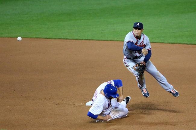 New York Mets vs. Atlanta Braves - 4/23/15 MLB Pick, Odds, and Prediction
