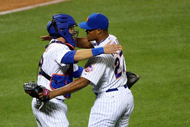 New York Mets vs. Atlanta Braves - 6/12/15 MLB Pick, Odds, and Prediction