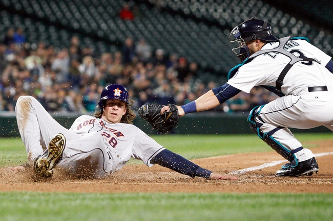 Astros vs. Mariners - 4/30/15 MLB Pick, Odds, and Prediction