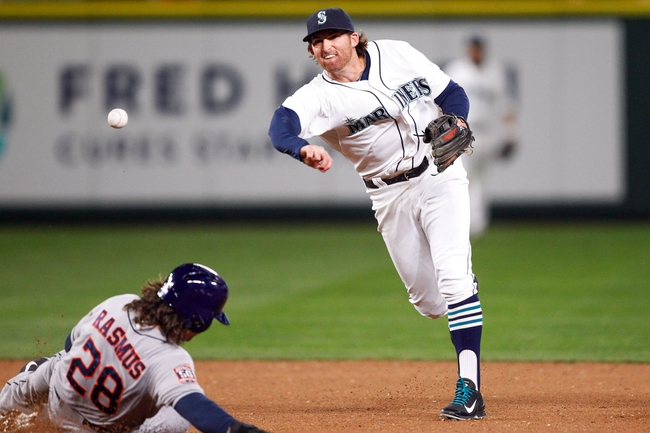 Mariners at Astros - 4/30/15 MLB Pick, Odds, and Prediction